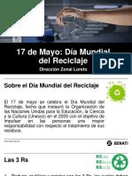 17-05-18 Día Mundial Del Reciclaje