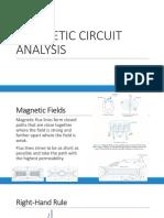 Magnetic Circuit FEM view