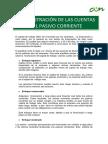 Analisis de La Cuentas Del Pasivo Corriente