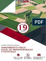 Brochure de Rural Estatal 2018 - 2