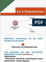 7_Peluruhan Inti & Radioaktivitas