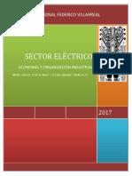 La Industria Electrica en El Perú Gg