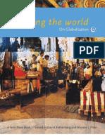 Writing the World on Globalization