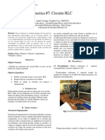 Informe 7 de Laboratorio de Circuitos