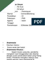 2mw Presentation Pharyingitis