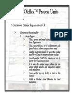Process Training PCMTBE (Process Unit 3) 27