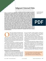 6. Necrotizing (Malignant) External Otitis.pdf