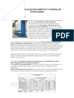 Sistemas de Almacenamiento y Control de Inventarios
