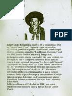 Edgar Estigarribia Bio