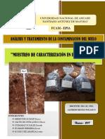 Informe N°1-caracteriz. del perfil del suelo-ATCS-2017-II