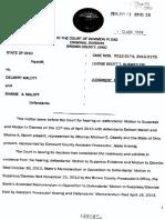 Judge Scott Guswiler Case
