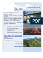Le Clou - Lastminute Juin Et Monts Du Cantal Sejour Ete_2018_Zomer Nieuws 2018