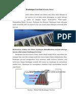 Bendungan Gravitasi Gravity Dam