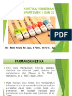 Farmakokinetika Pemberian Oral