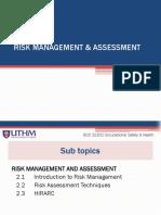 02_Risk Management & Assessment_mbm