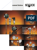 Temperature Measurement Solutions Catalog