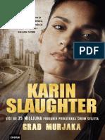 Grad murjaka - Karin Slaughter.pdf