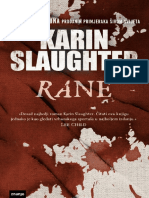 6Karin Slaughter - Rane
