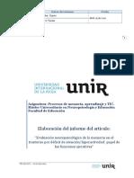 315636493-Informe-del-articulo-Procesos-de-memoria-aprendizaje-y-TIC.doc