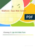 Net02 Basic Web Control Part01