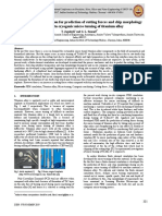 Finite Element Simulation for Prediction of Cutting Forces and Chip Morphology
