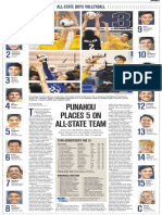 ALL-STATE BOYS VOLLEYBALL