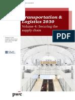 PWC Analysis on Logistics