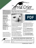 May 2007 Corvid Crier Newsletter Eastside Audubon Society