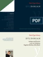 DTL Dorian Presentation