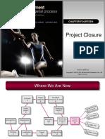 Chapter 14 - Project Audit & Closure.ppt
