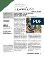 May 2009 Corvid Crier Newsletter Eastside Audubon Society