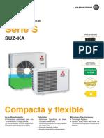 Exteriores Serie S Mitsubishi Electric Aire Acondicionado