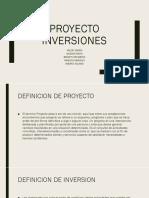 Proyecto de Inversion PDF