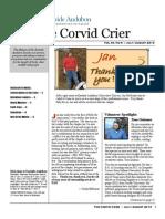 Jul-Aug 2010 Corvid Crier Newsletter Eastside Audubon Society
