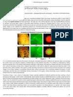 Confocal Microscopy - Introduction