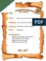 Indice de Madurez Del Plátano