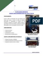 Catalogo Filtro Banda