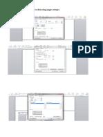 Brochure Screenshots