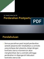 Perdarahan Postpartum2