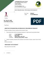 Surat Jemputan AJK PIBG