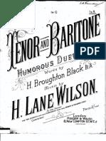Tenor and Baritone - Humorous Duet (Wilson.pdf