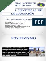 Diapositivas Del Positivismo