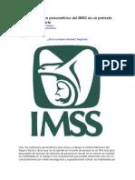 Pestan El Examen Psicométrico Del IMSS Es Un Pretexto Para No Contratarte