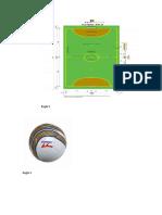 Reglas de Futsal Trabajo Daniel