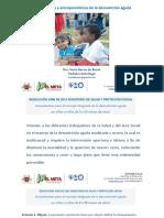 Desnutrición Aguda Criterios Clínicos Antropometrico