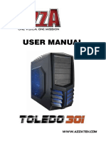 CSAZ 301 Users Manul