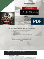 La Forma - Teoria 2 - Expo 04 Mayo