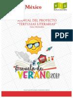 Manual Tertulias-primaria Ev2017