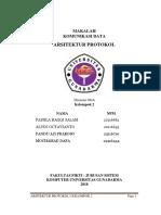 Komunikasi Data (Protokol & Arsitektur)
