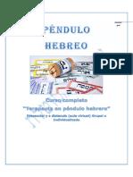 1pendulo Hebreo Curso Información